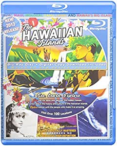 Video Postcard of the Hawaiian Islands Clam Shell [Blu-ray]