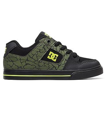 40ec78e213 DC Shoes Pure SE - Schuhe für Jungen ADBS300258: DC Shoes: Amazon.de ...
