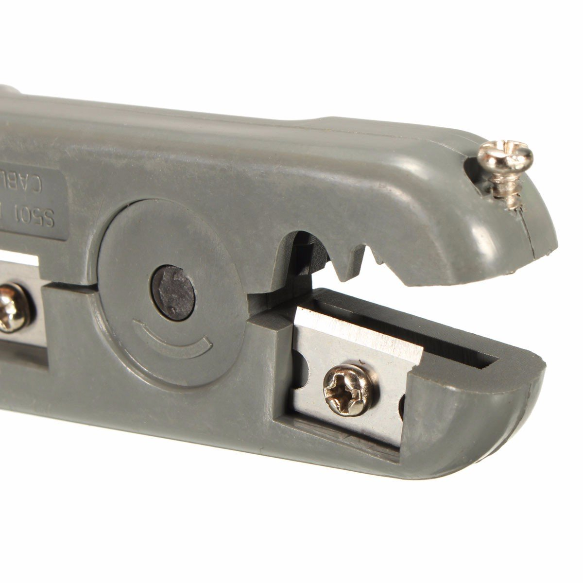 Rj45 Rj11 Cat6 Cat5 Punch Down Network Phone Lan Utp Cable Cutter Block Wiring Wire Stripper
