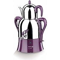Korkmaz Çaykolik Çelik Semaver Çay Makinesi Çaycı