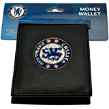 330c454de New Official Football Club Embroidered Leather Wallets (Chelsea FC Crest)