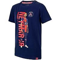PSG - Camiseta infantil oficial del Paris Saint-Germain 'Neymar Jr' - Azul, Rojo