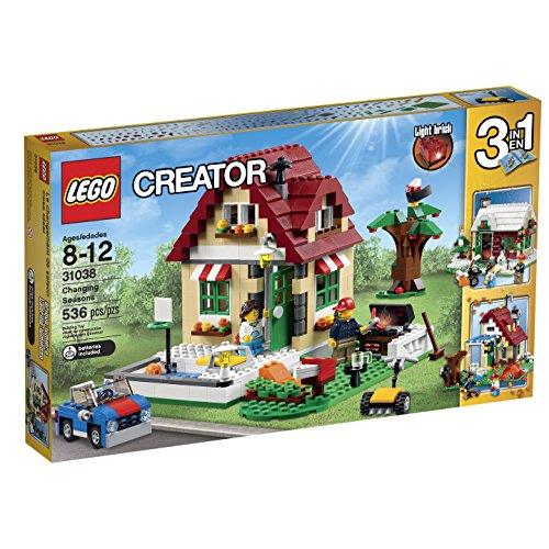 Image of the LEGO Creator 31038 Changing Seasons Building Kit