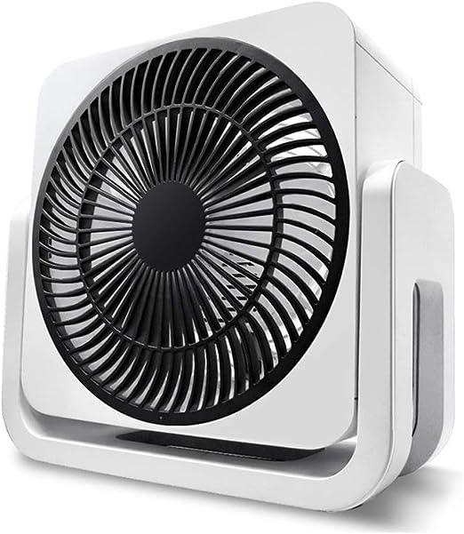 Abanico Ventilador De Sobremesa De 5,5 M / S Ventilador De Turbo ...