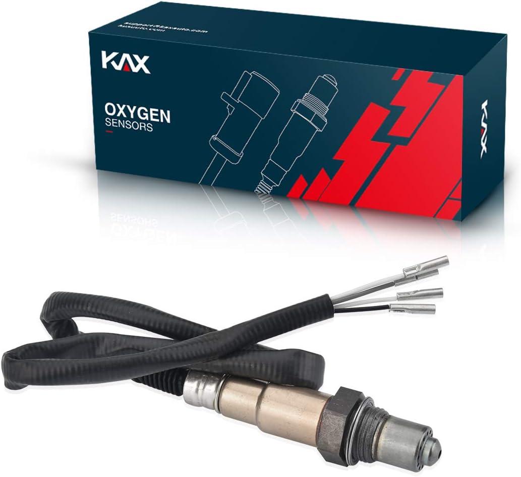 KAX 15733 Oxygen Sensor, Original Equipment Replacement 15733 Heated O2 Sensor Air Fuel Ratio Sensor 1 Sensor 2 Upstream Downstream 1Pcs