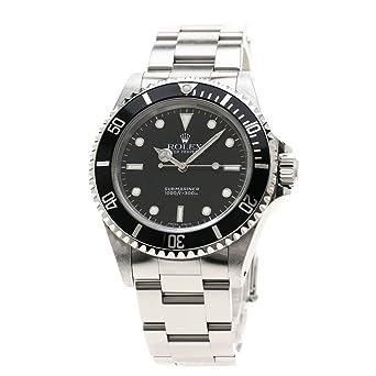new concept 64330 bf706 Amazon | [ロレックス]サブマリーナ ノンデイト 14060 腕時計 ...