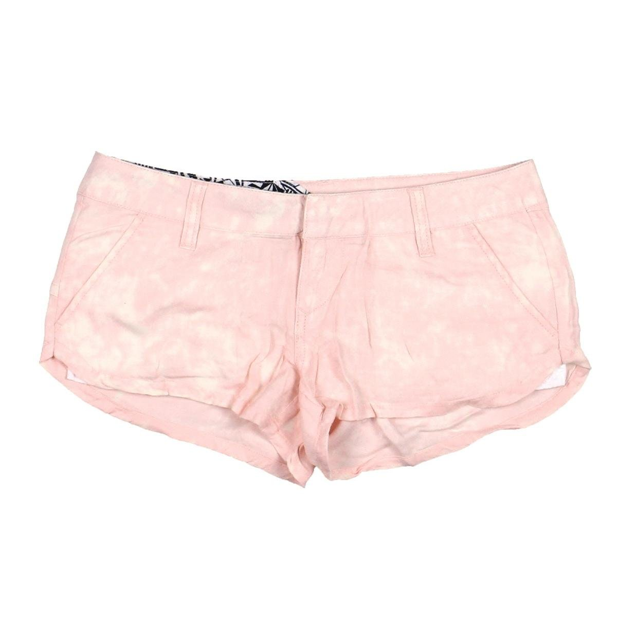 Volcom Juniors Ur A Pistol Short, Light Pink, 5