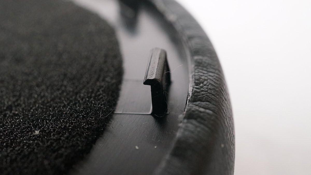 V-MOTA O/ído reemplazo Pad Almohadillas de Cuero reparaci/ón Piezas para JBL Everest Elite 700 V700NXT Platinum coj/ín de Auriculares de Diadema con Orejeras Negro