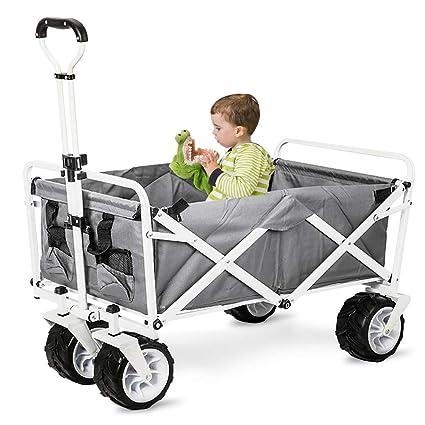 Amazon.com: Carro de jardín de gran capacidad multifunción ...