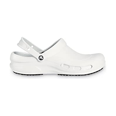 New Crocs Bistro Clogs Shoes Sandals In White 10075 100 For Women Sale Online