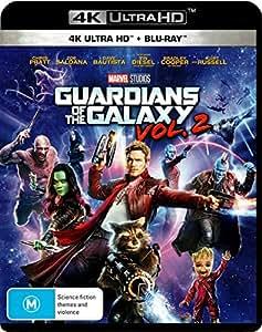 Guardians Of The Galaxy: Vol 2 (4K Ultra HD + Blu-ray)