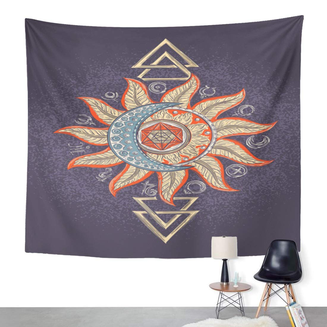 CUTIEE White Claw Hard Seltzer Illustration Art Tapestry Beer Can Graphic Wall Hanging Home Decor for Bedroom Dorm Room 59x59 Inches White, One Size