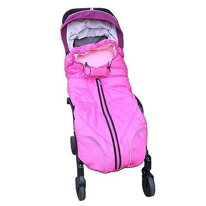 Zuoao Saco de Dormir de Bebé para Silla de Paseo Otoño y Invierno Engrosamiento Resistente al