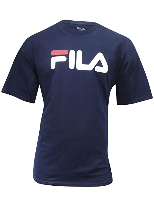 9d6e8f040 Amazon.com: Fila Men's Printed Tee: Clothing