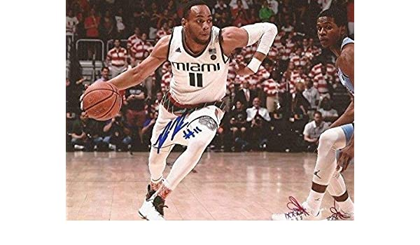 Bruce Brown signed Miami Hurricanes 8x10 photo autographed Canes NBA Draft  - Autographed College Photos at Amazon s Sports Collectibles Store a7bde25e3