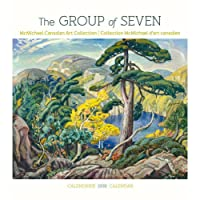 The Group of Seven 2018 Wall Calendar / Le Groupe des Sept Calendrier Mural 2018