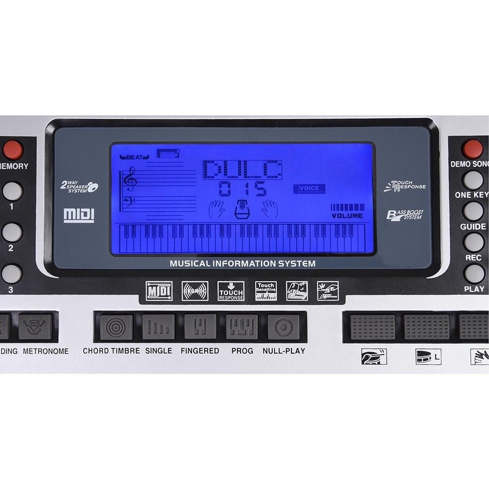 Amazon.com: Portable Electric Keyboard 61 Keys MK939: Musical Instruments