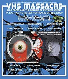 Vhs Massacre [Blu-ray]