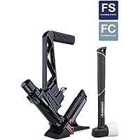 Husky HDUFL50 Pneumatic 3-in-1 16-Gauge Flooring Nailer and Stapler (Reconditioned)