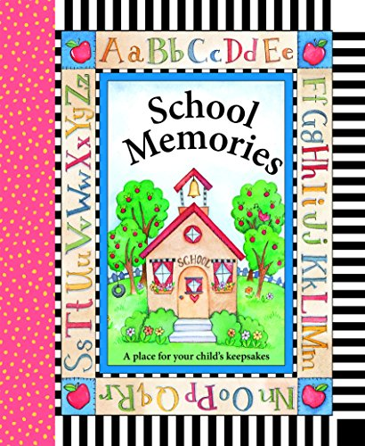 School Record Book - Pocketful Of Memories School Memories