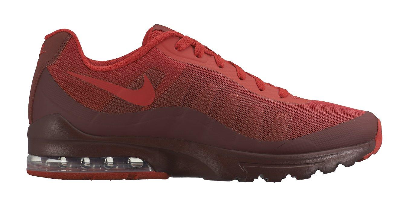 NIKE Men's Air Max Invigor Print Running Shoes B00VDHVNMS 10 D(M) US Mahogany/University Red/Team Red