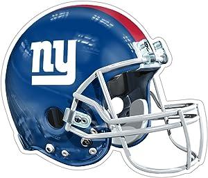 NFL New York Giants Logo Helmet Magnet (Pack of 1)