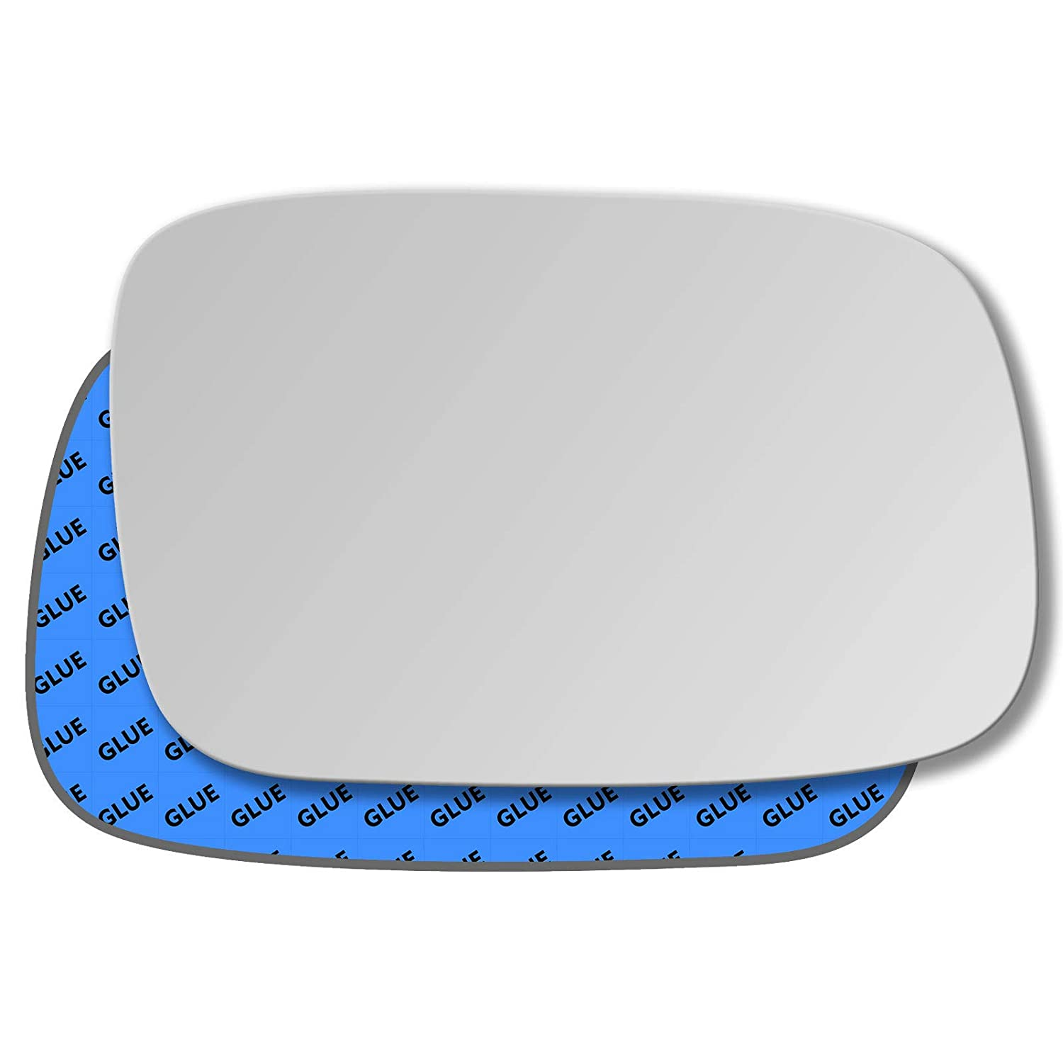 Hightecpl 667RS Right Driver Side Convex Door Wing Mirror Glass