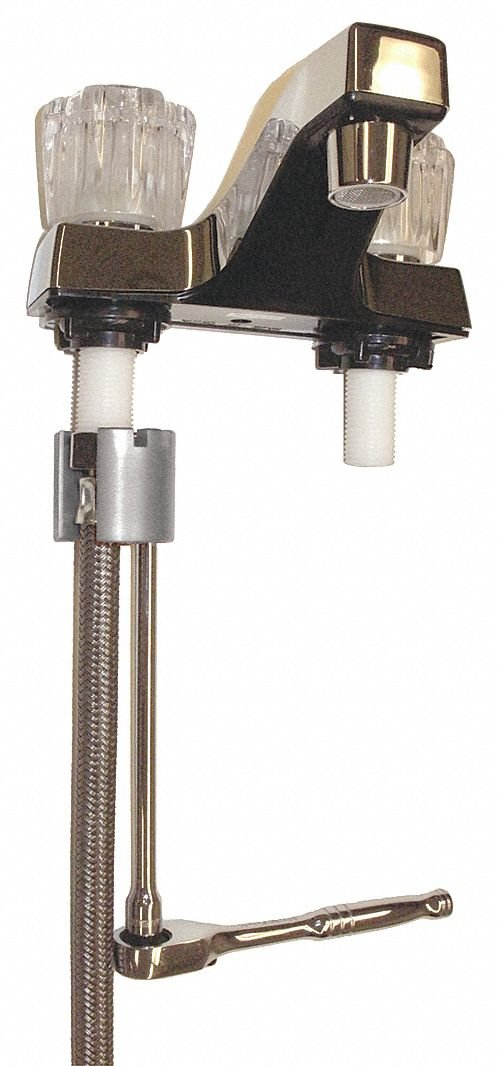 Universal Faucet Wrench with Aluminum Construction