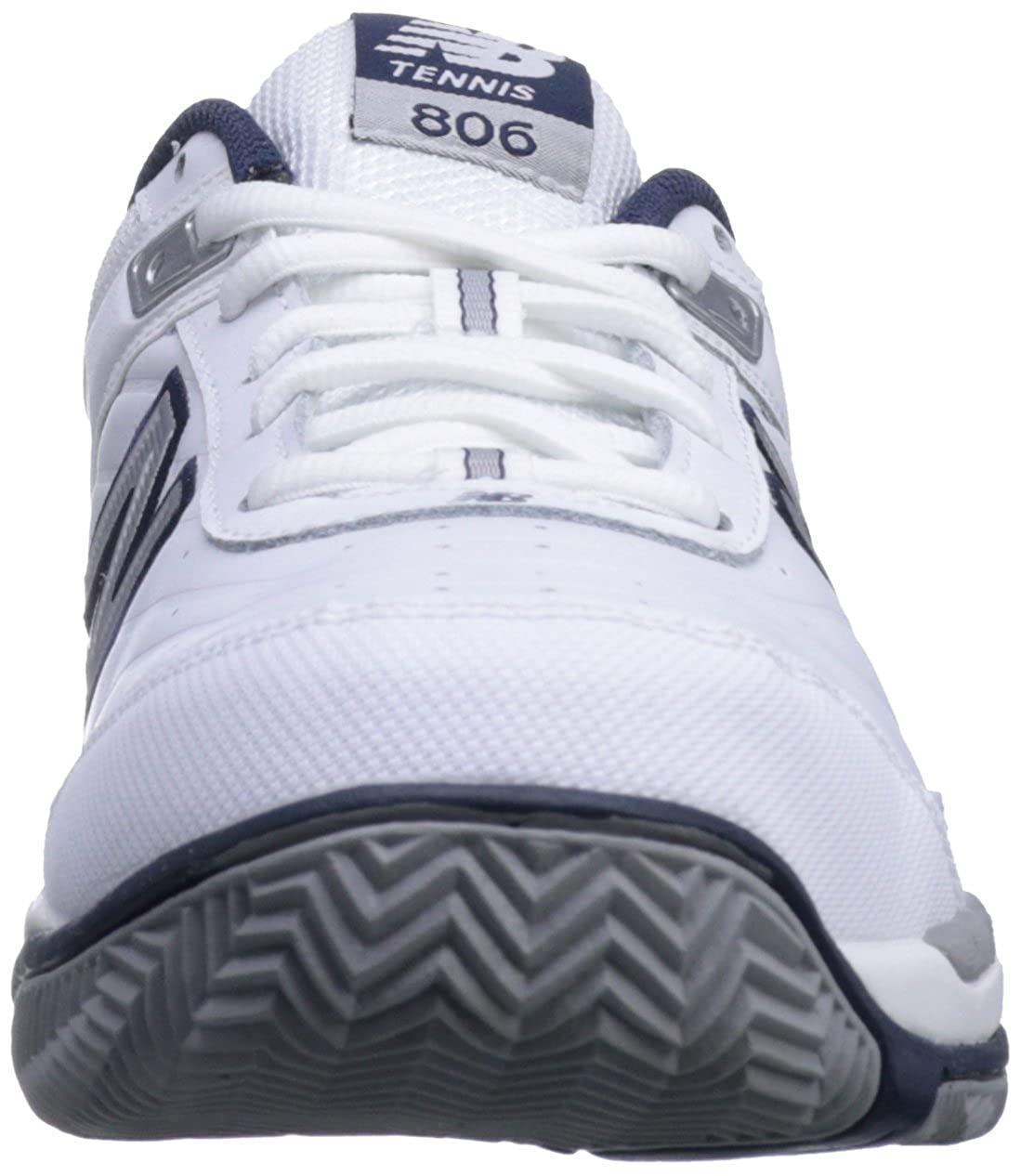 Scarpe da tennis MC806 da uomo, bianche, 16 B US: Amazon.it