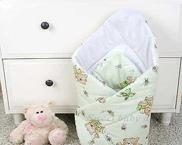 Amazon.com: Cuerno del bebé, saco de dormir edredón – Big ...
