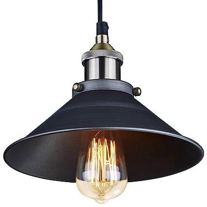 Ecopower industrial edison mini metal pendant lighting 1 light ecopower industrial edison mini metal pendant lighting 1 light mozeypictures Images