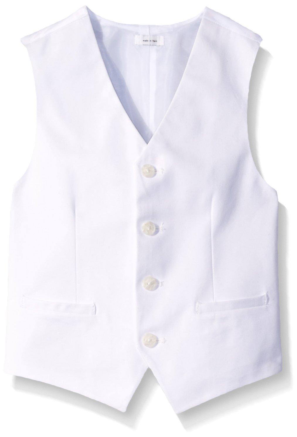Calvin Klein Big Boys' Fancy Twill Vest K823080
