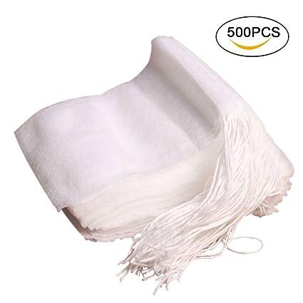 Bolsa de te de filtro de papel,Desechable Cadena cordón ...
