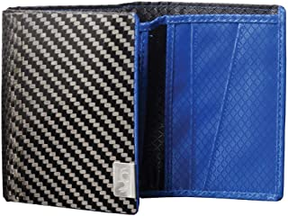 product image for Common Fibers TRI - Real Carbon Fiber RFID Blocking Trifold Mens Wallet