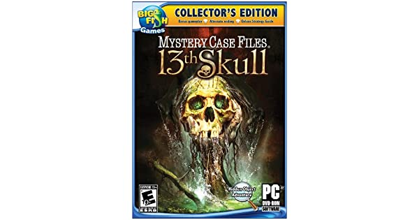 mystery case files free download full version 13th skull