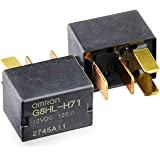 2 Pack AC and Starter Relay Fits Accord Civic Crosstour CR-V CR-Z Element Fit Insight & Odyssey 39794-SDA-A05