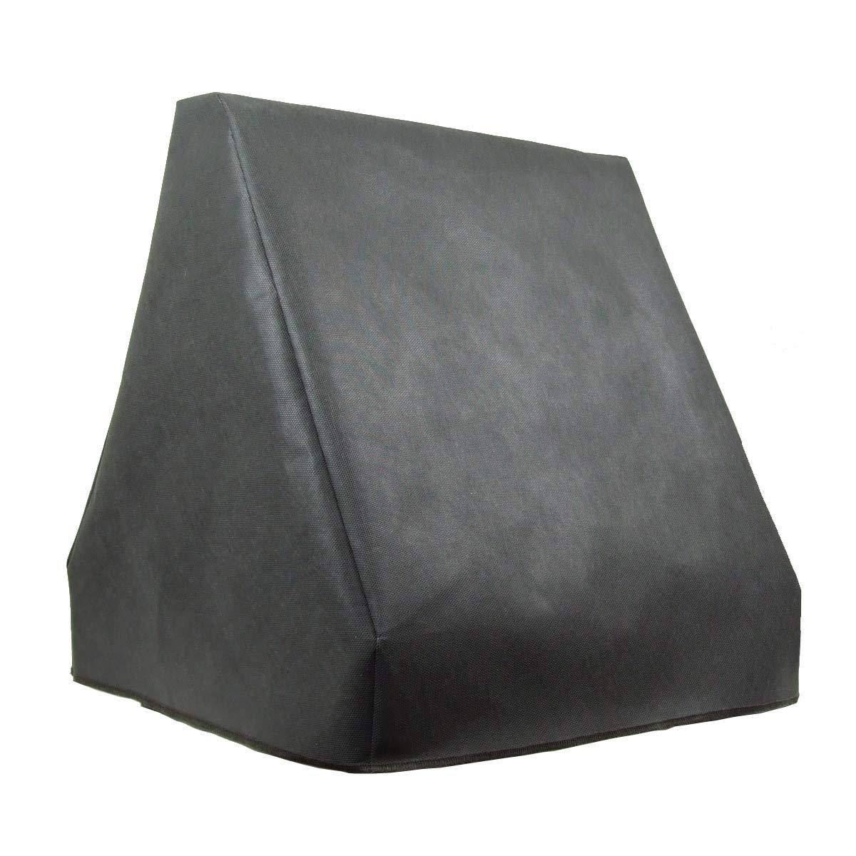 Sonst Rayher 46371102 Stoffwimpel 18x21 cm Textil naturwei/ß