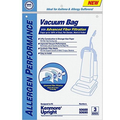 kenmore 0 bags - 9