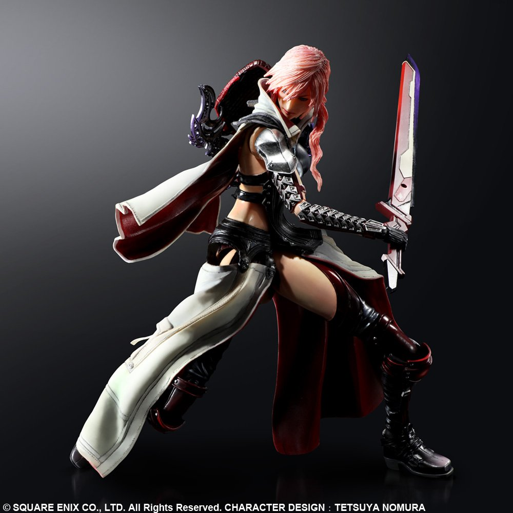 Amazon lightning returnsfinal fantasy xiii play arts amazon lightning returnsfinal fantasy xiii play arts pvc voltagebd Image collections