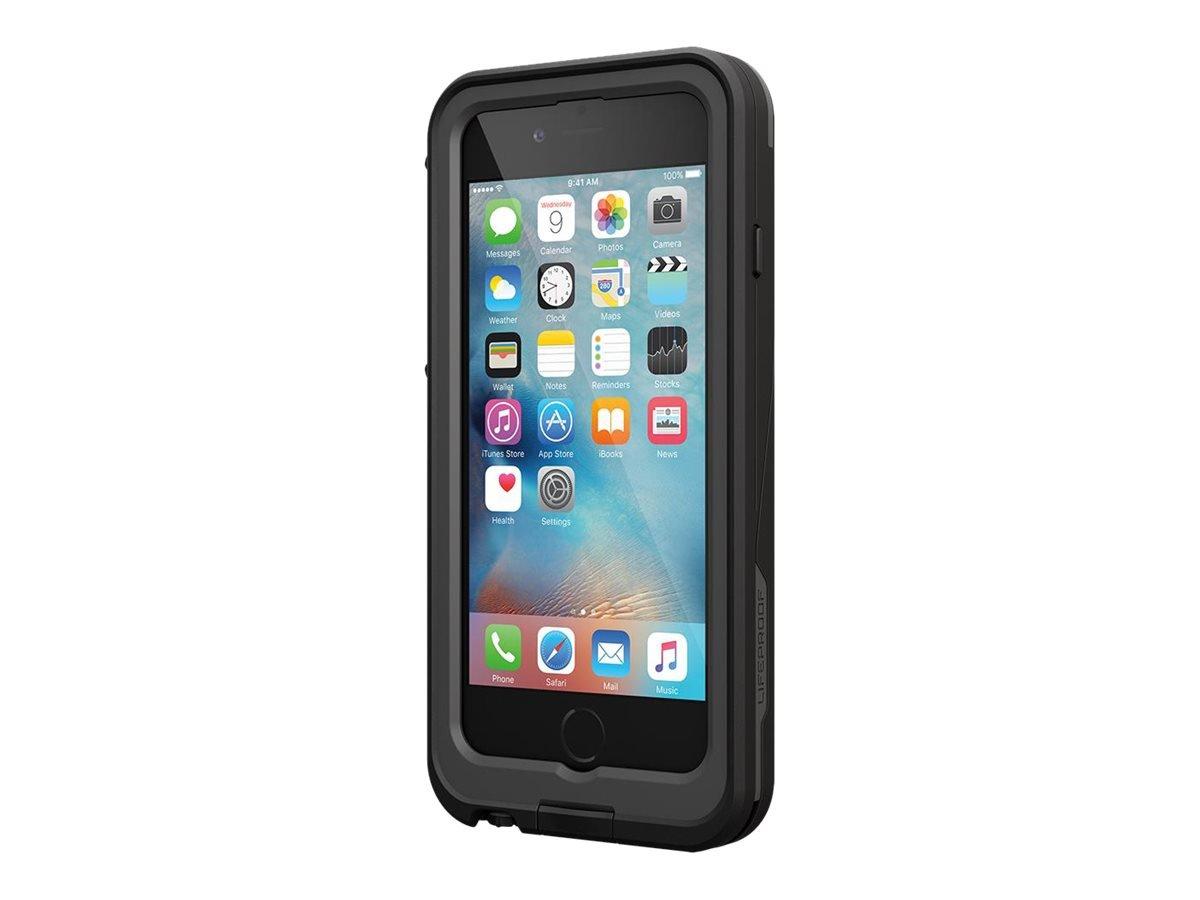Lifeproof FRE POWER iPhone 6/6s (4.7'' Version) Waterproof Battery Case - Retail Packaging - BLACKTOP (BLACK/SLATE GREY)