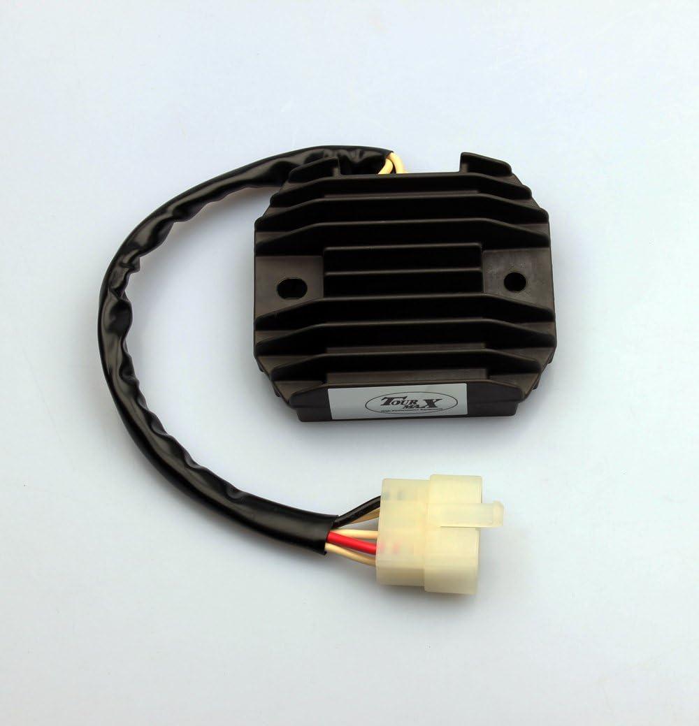 Regulador de voltaje compatible para YAM FZS 600 TDM TRX ...