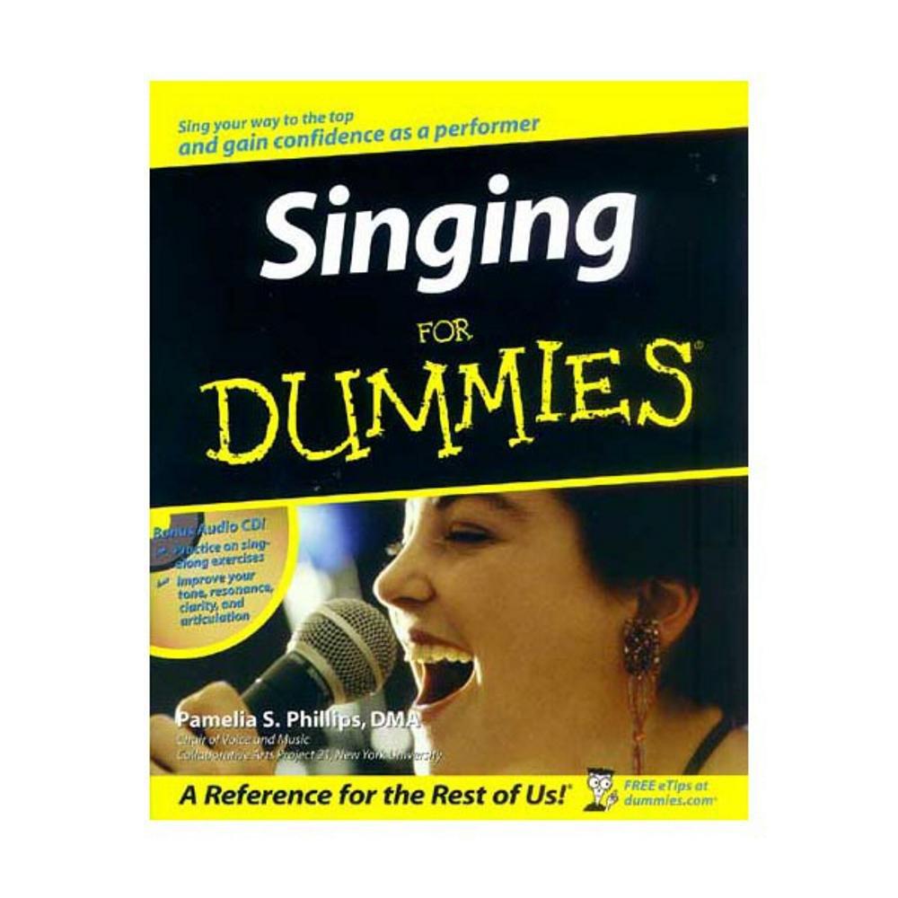 Singing For Dummies: Pamelia S. Phillips: 9780764524752 ...
