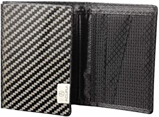 product image for Common Fibers Real Carbon Fiber Acura Edition Trifold Mens Wallet - Official Licensed Product