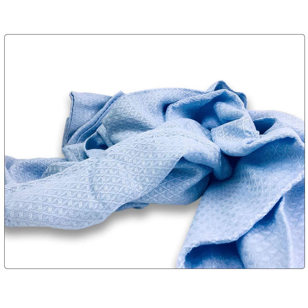 Fibra de bamb/ú Aire acondicionado azul Manta de bambu Manta de bambu para beb/é Beb/é Adulto Unisex Thin Edred/ón Verano Manta fresca