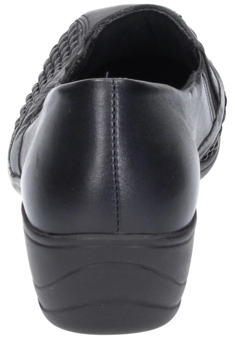 Comfortabel Damen Damen Damen 941546 Slipper Schwarz 51c82d