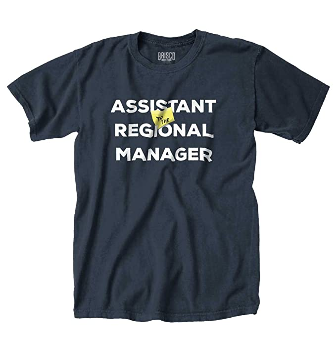 Brisco Brands Assistant Regional Manager Dwight Schrute The Office Funny T-Shirt