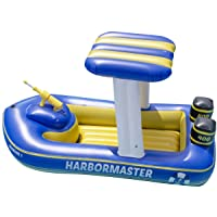 Deals on Swimline 90754 Harbor Master Patrol Boat with Pump
