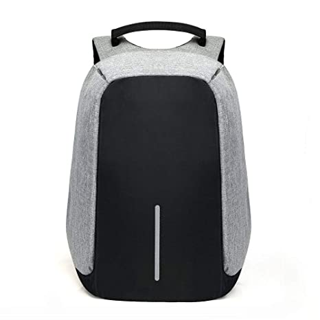 YZPBB Mochila para portátil de 15 Pulgadas Carga USB Mochila antirrobo Mochila de Viaje Mochila Escolar