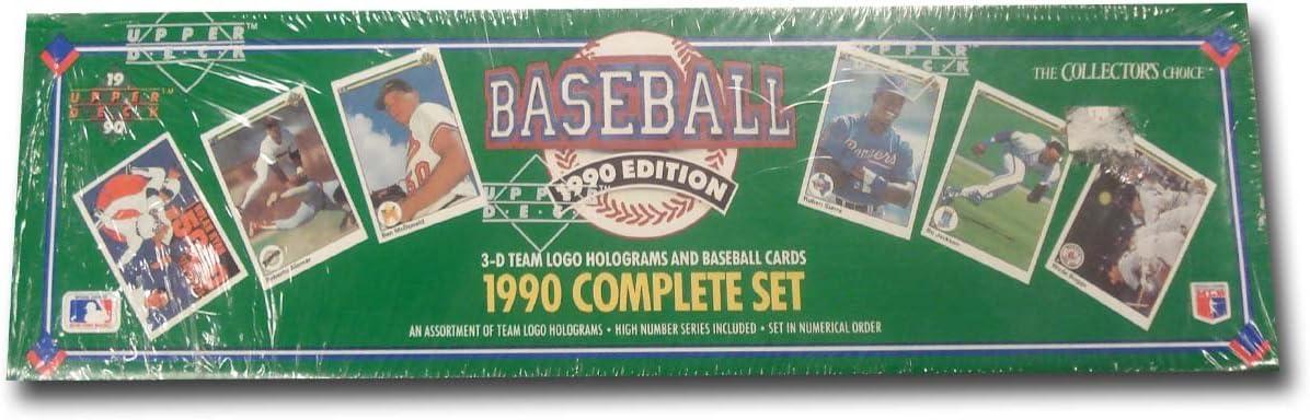 B000CS160S MLB 1990 Upper Deck Factory Set 61VUPpyExRL
