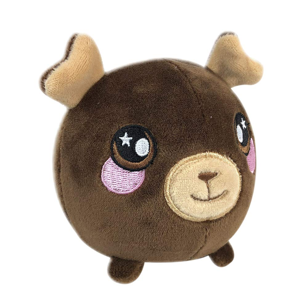 Squeezamals Slow Rising Soft Toy, Squishie, Squeezy and Scented Plush Animals (Variety of Styles - Styles Picked at Random) by Squeezamals (Image #3)